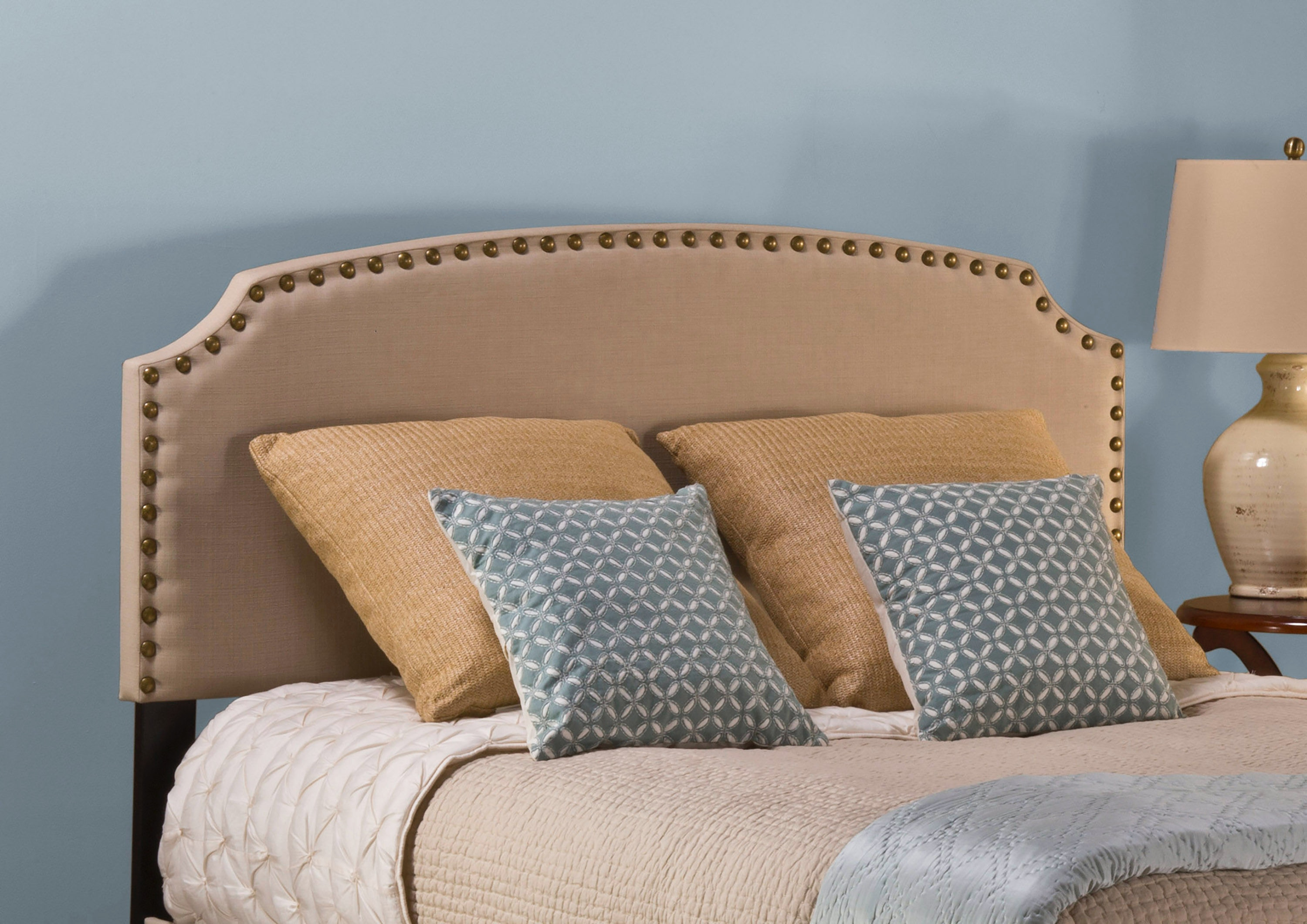 Hillsdale Furniture Youth Lani Upholstered Headboard   Full 1116 472  Available To Order At Flemington Department Store