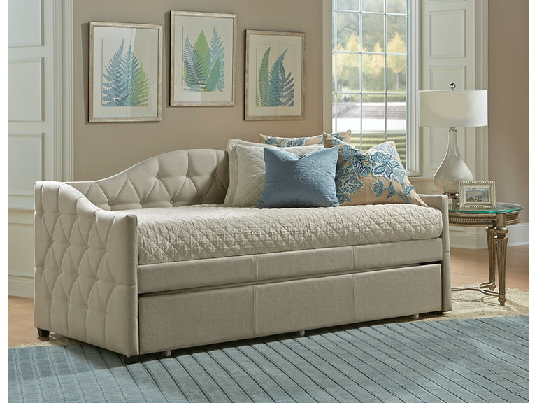 Hillsdale Furniture Bedroom Jamie Daybed Sides 1125 010 Blockers