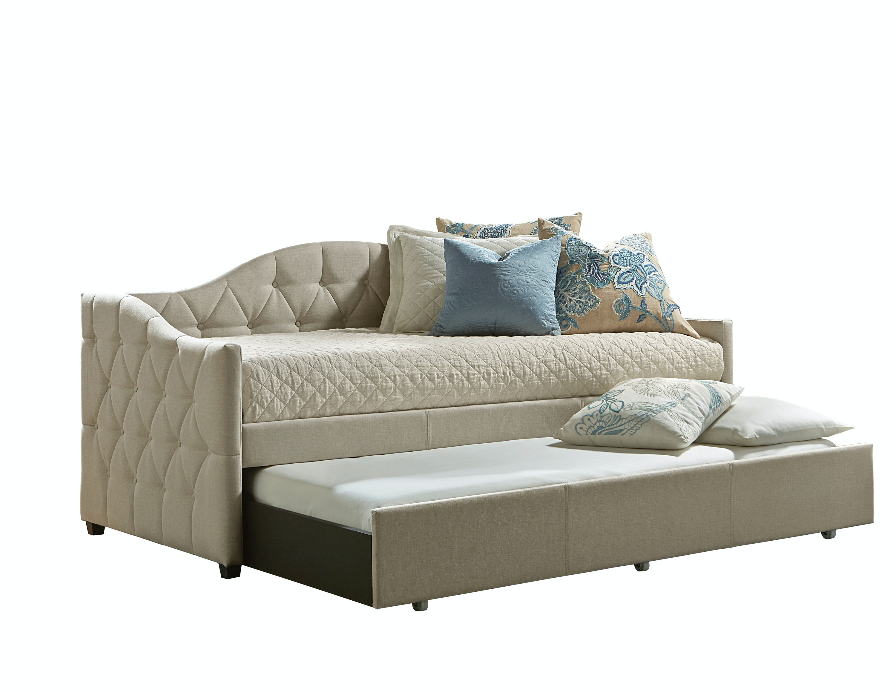 Hillsdale Furniture Bedroom Jamie Daybed   Trundle 1125 030 At Doughtyu0027s  Furniture Inc.