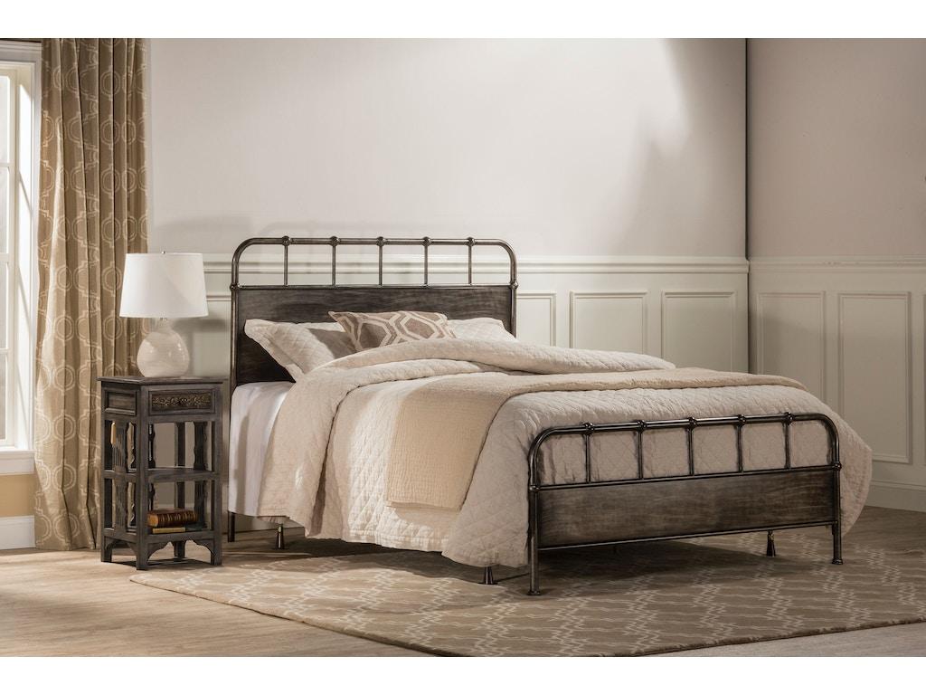 Hillsdale Furniture Bedroom Grayson Bed Set Queen 1130 500 Klopfenstein Home Rooms Ft