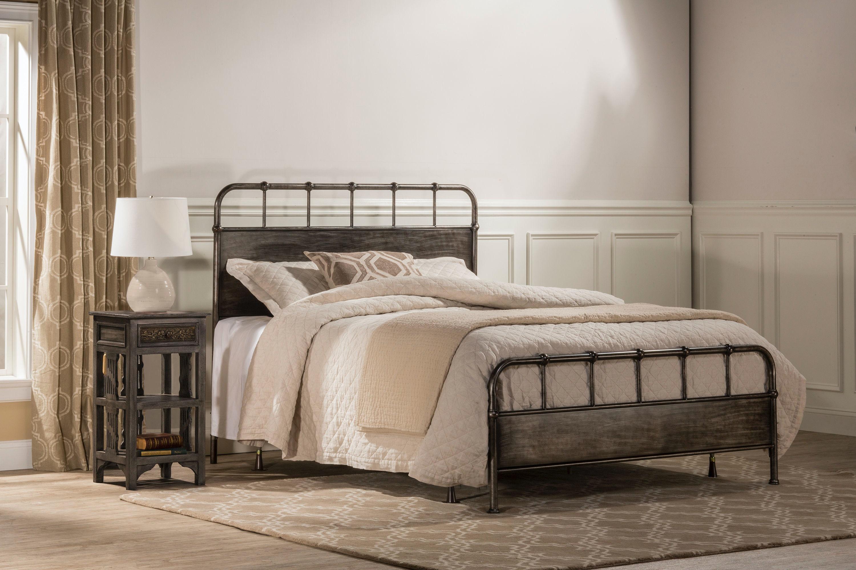 hillsdale furniture bedroom grayson bed set - king 1130-660