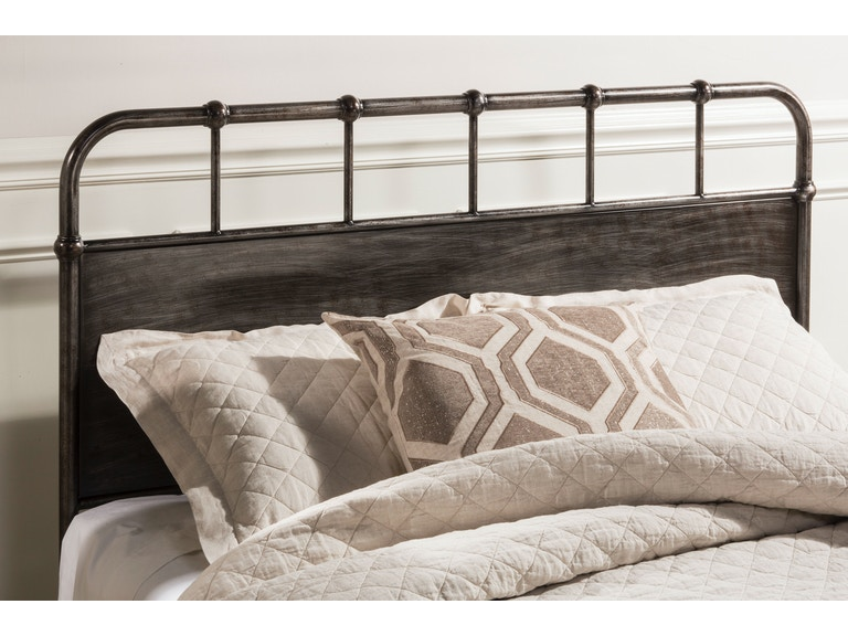 Hilale Furniture Bedroom Grayson Headboard Queen 1130 490 At Love S Bedding And