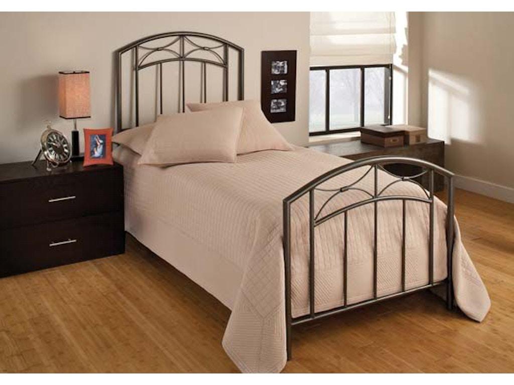 Hillsdale Furniture Bedroom Morris Duo Panel Twin 1545