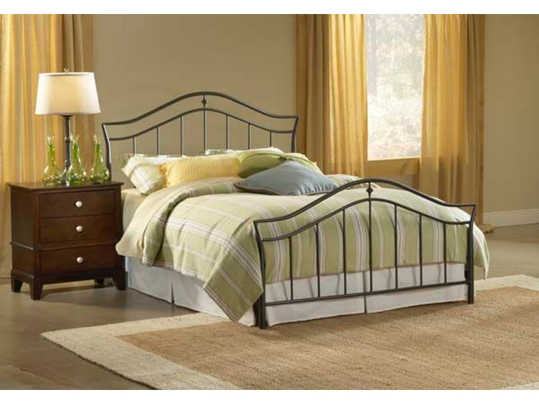 Hillsdale Furniture Bedroom Imperial Duo Panel King - Bedroom furniture portsmouth