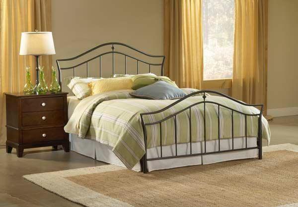 Hillsdale Furniture Bedroom Imperial Duo Panel   King 1546 670 At EMW  Carpets U0026 Furniture