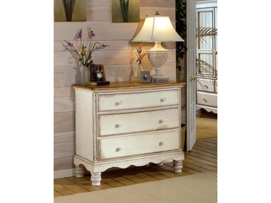 Hillsdale Furniture Wilshire Bedside Chest 1172-772