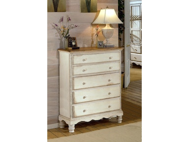 Hillsdale Furniture Wilshire Chest 1172-785
