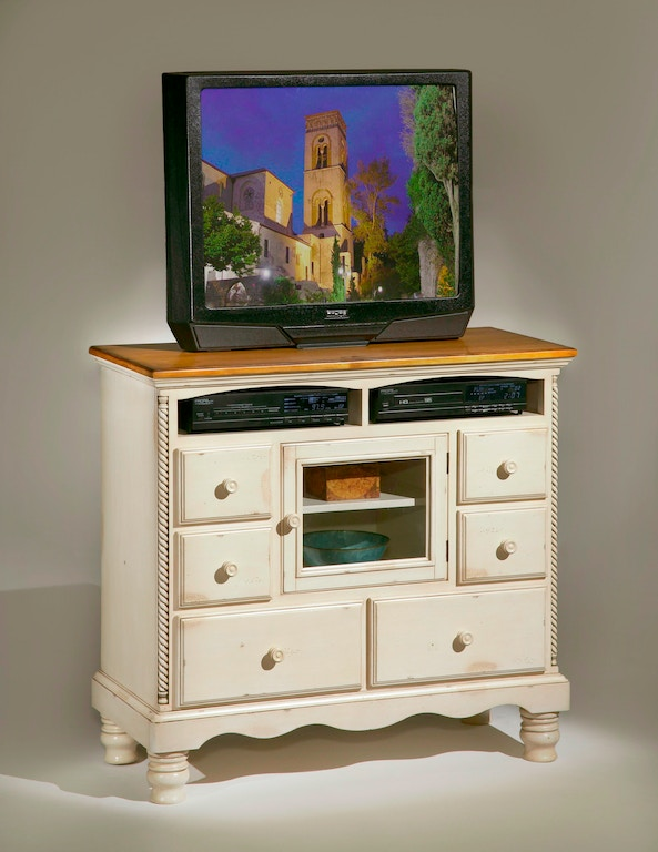 Hillsdale Furniture Bedroom Wilshire TV Chest 1172-790 ...