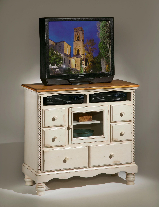 Hillsdale Furniture Bedroom Wilshire TV Chest 1172-790 - Furniture Kingdom - Gainesville, FL
