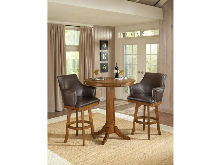 Park View Bar Height Table Base HIL - Pub height table base