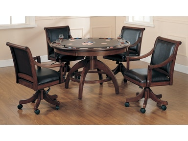 Hillsdale Furniture Palm Springs Game Table - Top 4185-810