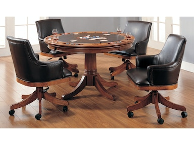 Hillsdale Furniture Park View Game Table - Top 4186-810
