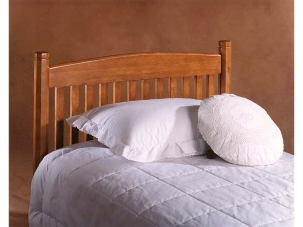 Hillsdale Furniture Youth Oak Tree Headboard Twin Rails Not Included 1810 Winner Furniture