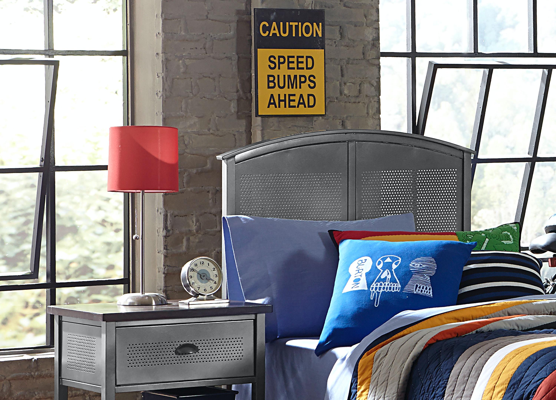 Delightful Hillsdale Furniture Urban Quarters Panel Headboard   Twin 1265 370