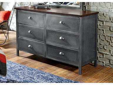 Hillsdale Furniture Urban Quarters Dresser 1265-717R