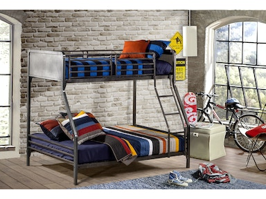 Hillsdale Furniture Urban Quarters Twin/Full Bunk Bed 1265BBF