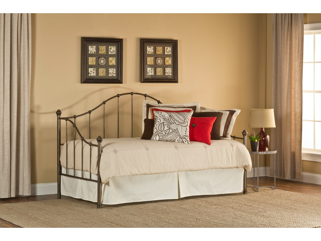 Hillsdale Furniture Bedroom Amy Daybed with Suspension Deck