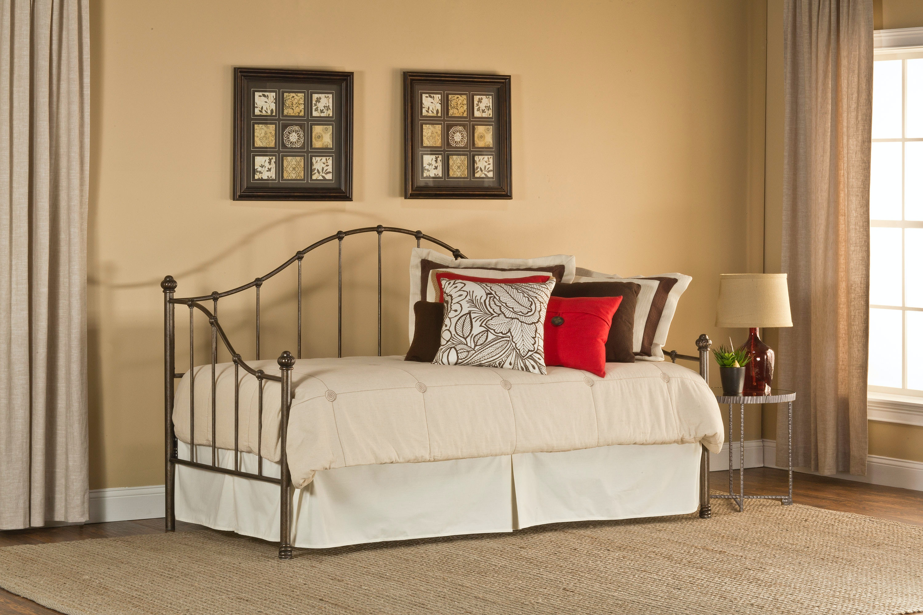Superieur Hillsdale Furniture Bedroom Amy Daybed 1271 010 At Furniture Kingdom