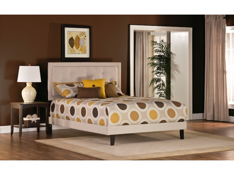 Hillsdale Furniture Youth Becker Bed Set Twin Bed Rails Included