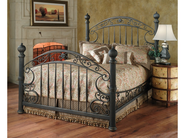 f06c026750fd Hillsdale Furniture Bedroom Chesapeake Side Rail - Queen 1335-550 at  Furniture Forever