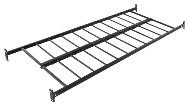 Hillsdale Furniture Mattresses 6 Leg QueenKing Bed Frame 90056