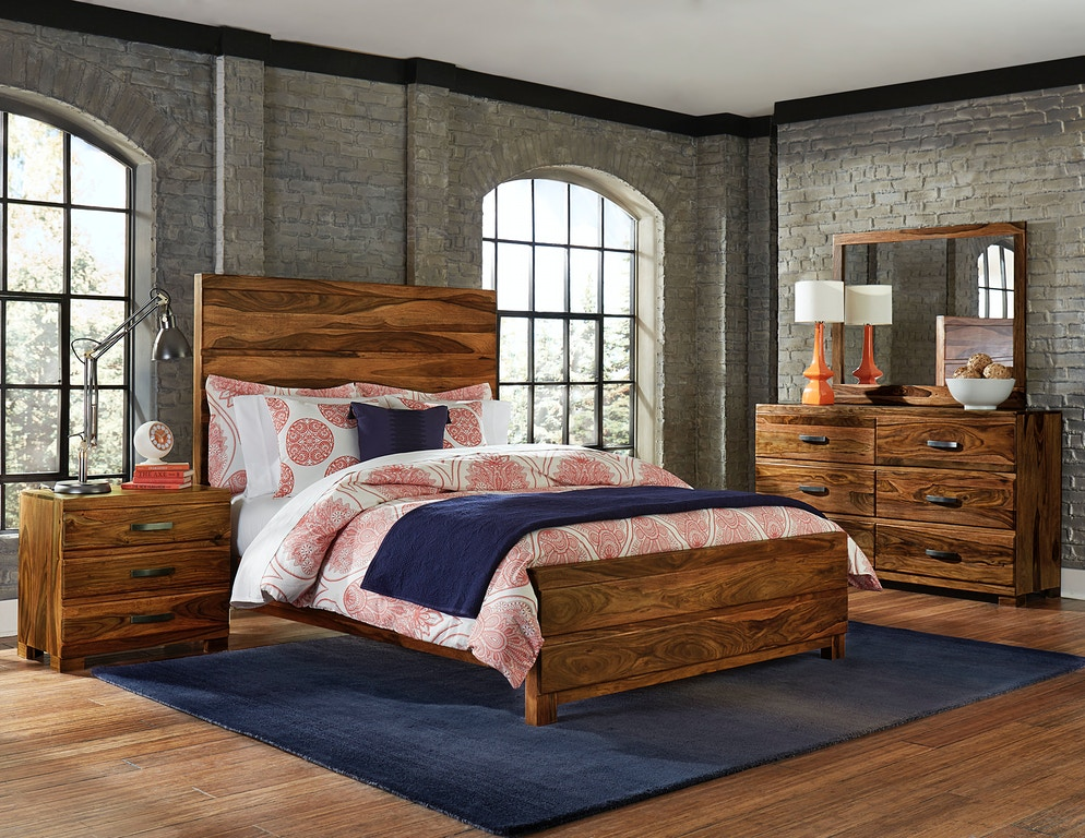 Hillsdale Furniture Madera 4 Piece Bedroom Set King 1406bkr4set Daws Home Furnishings El