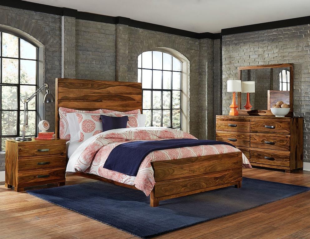 Madera 4 Piece Bedroom Set King 1406bkr4set Swann S Furniture Tyler Tx