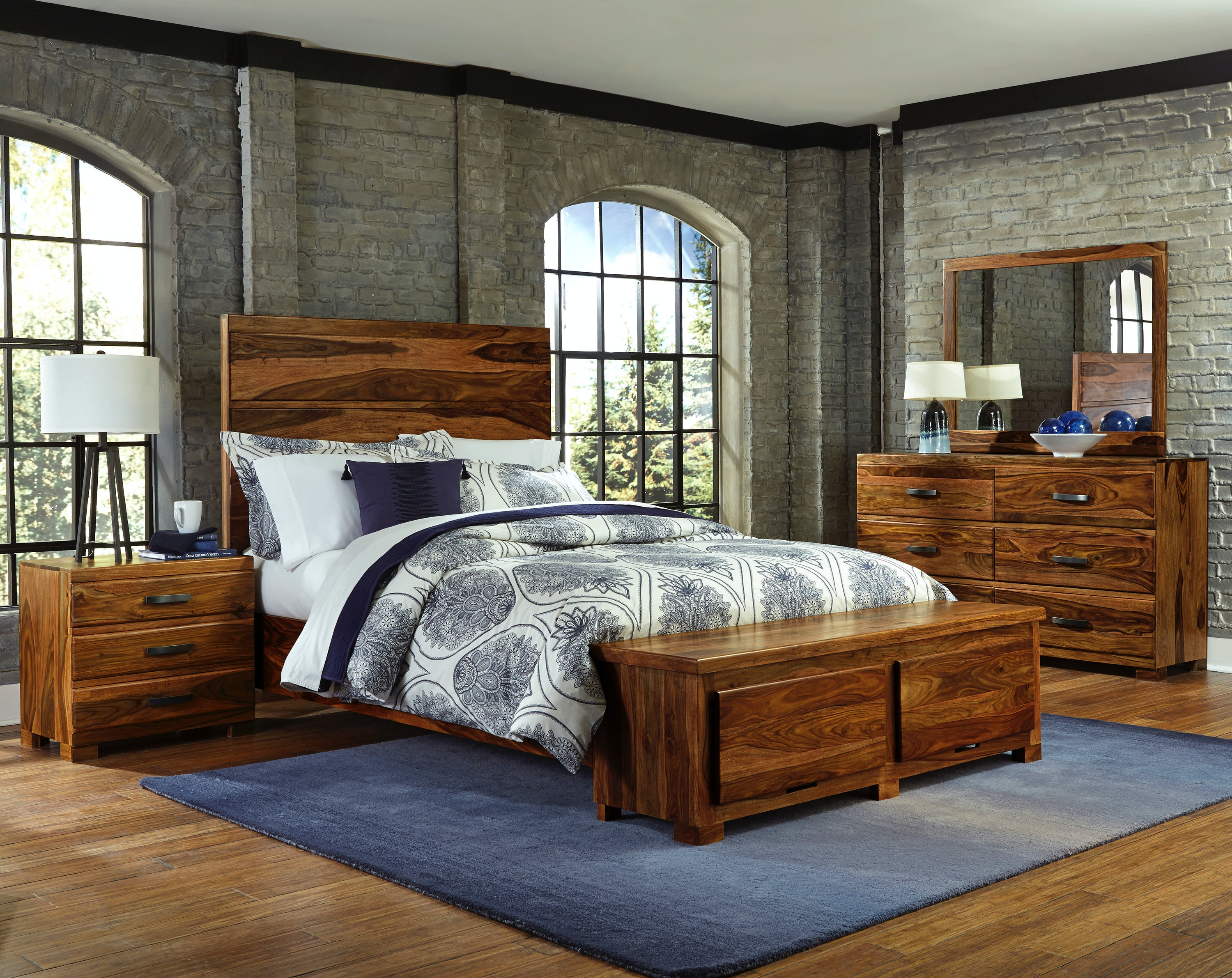 Classic Bedroom Sets With Storage Design