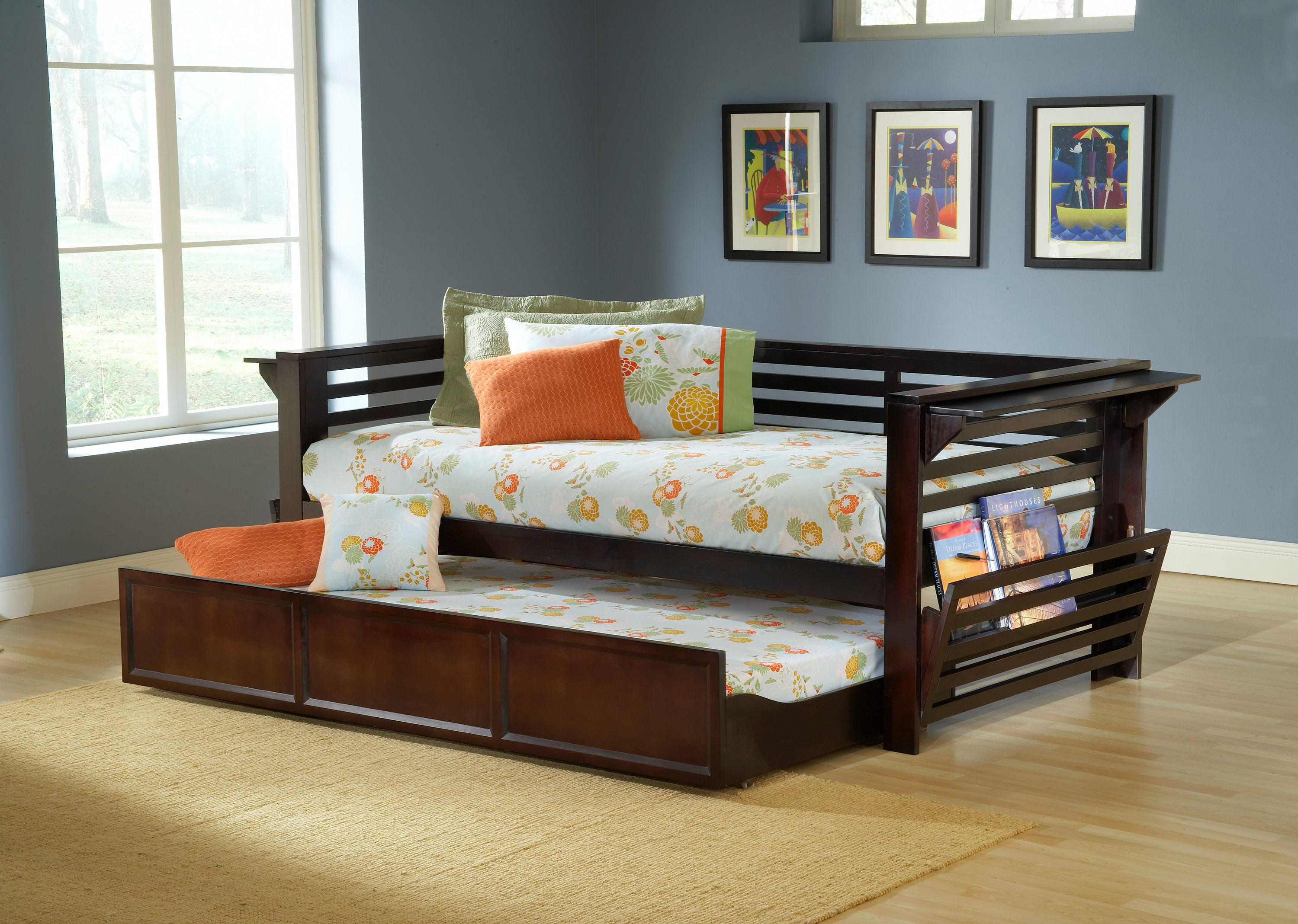 Hillsdale Furniture Bedroom Miko Daybed With Trundle
