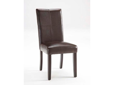 Hillsdale Furniture Monaco Side Parson Chair - Set of 2 4142-802