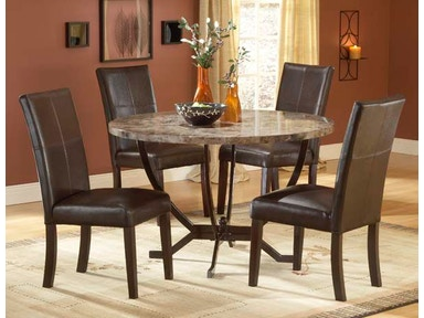Hillsdale Furniture Monaco Round Dining Table - Base 4142-810