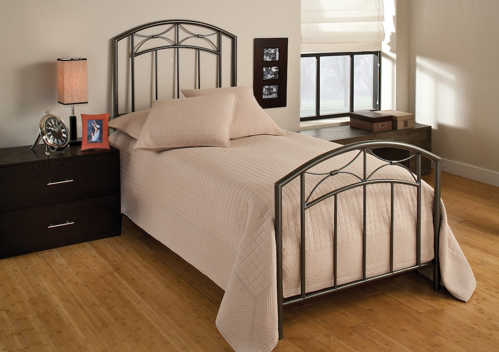 Hillsdale Furniture Youth Morris Bed Set - Twin - Bed ...