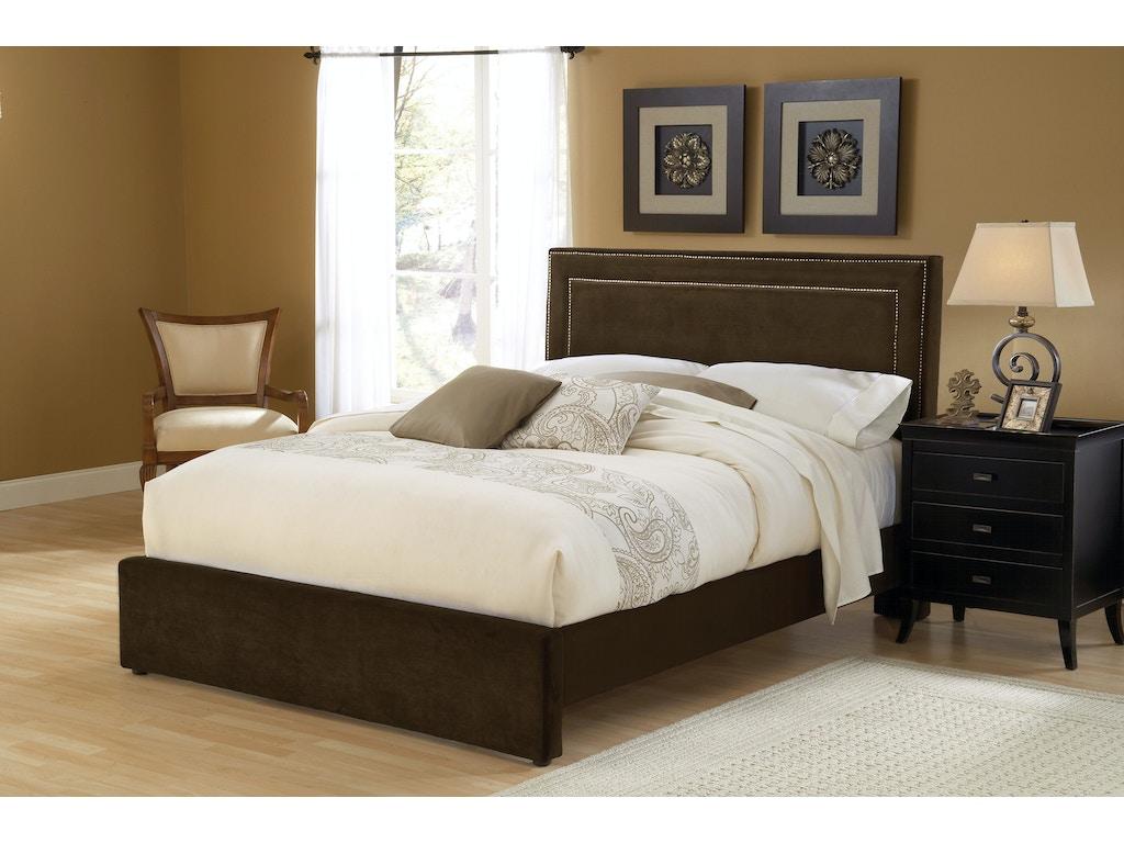 Hillsdale Furniture Bedroom Amber California King Bed Set With Rails 1554bckra Norwood Furniture