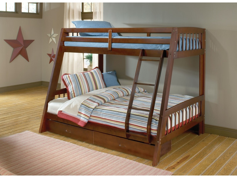 Hillsdale Furniture Youth Rockdale Bunk Bed Set 1668bb Flemington