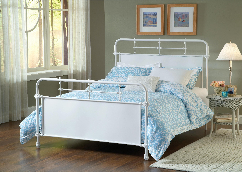 Hillsdale Furniture Bedroom Kensington Duo Panel   King 1708 670 At  Furniture Forever