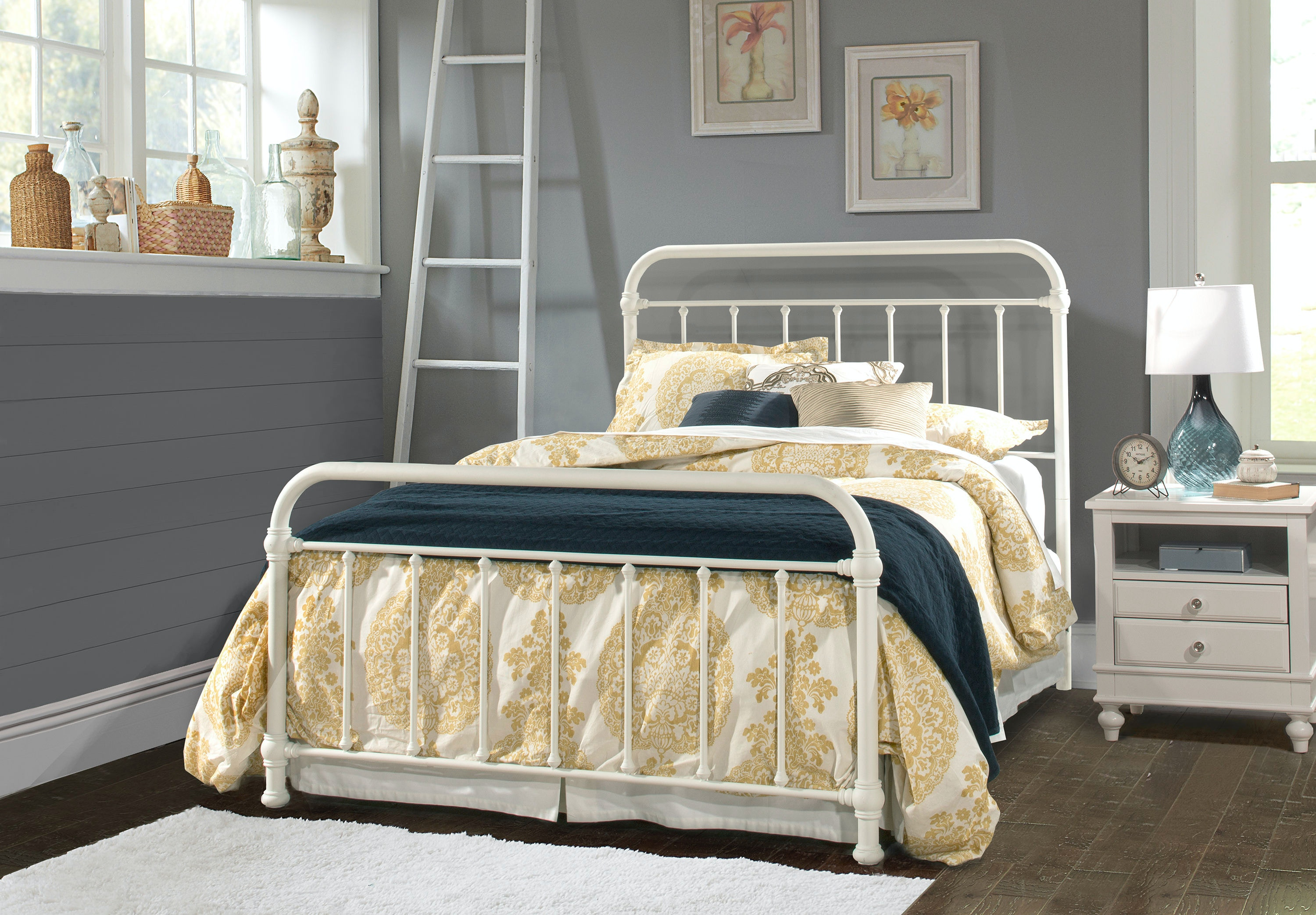 Hillsdale Furniture Kirkland Bed Set   King 1799 660 Available To Order At  Flemington Department Store