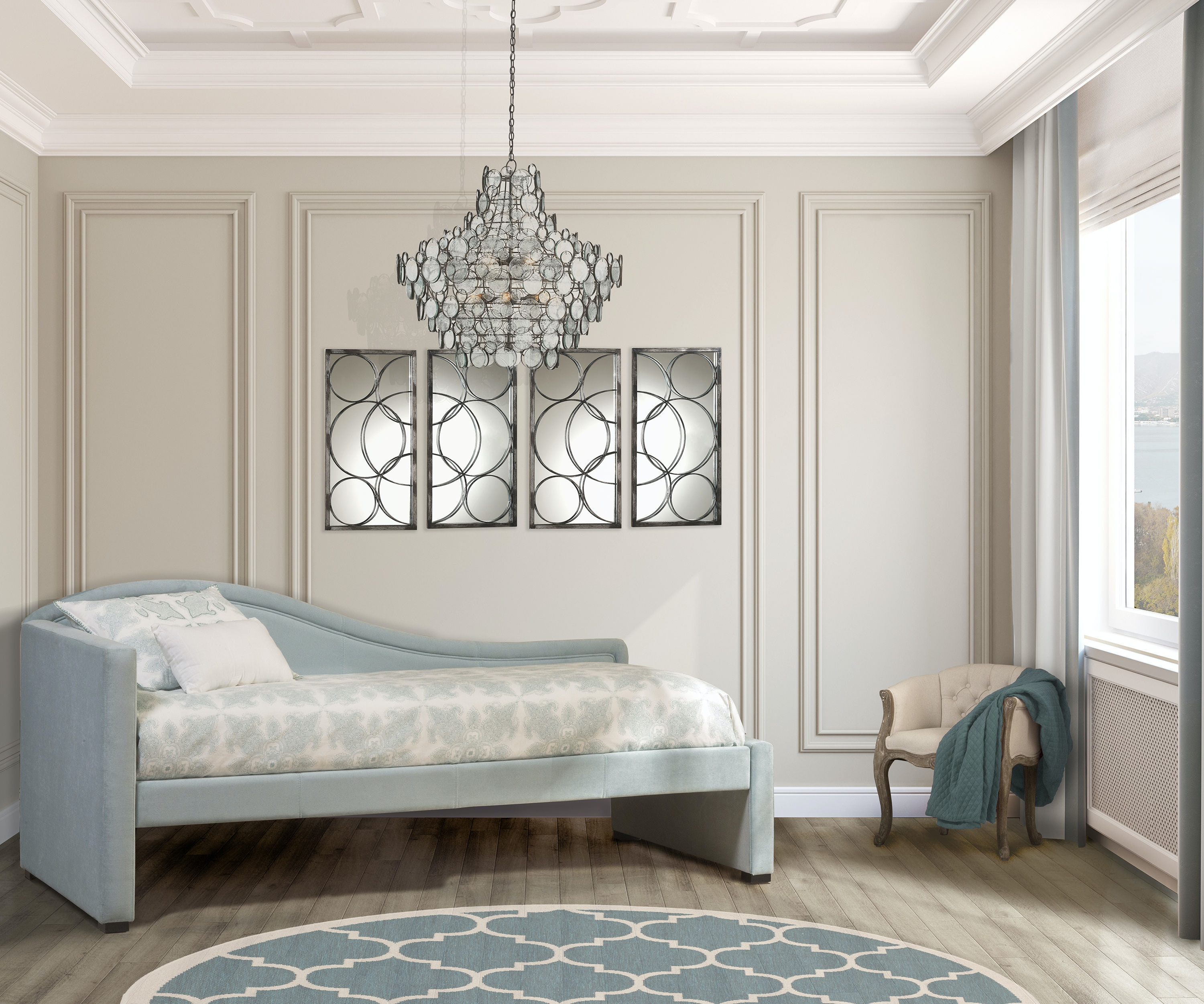 Exceptionnel Hillsdale Furniture Bedroom Olivia Daybed   Arms And Side At Tyndall  Furniture U0026 Mattress