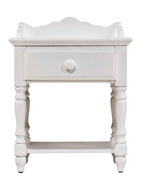 Hillsdale Furniture Youth Bedroom Lauren Nightstand 1528 771W At EMW  Carpets U0026 Furniture