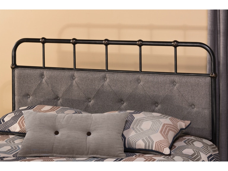 Hilale Furniture Langdon Headboard King At Wendell S
