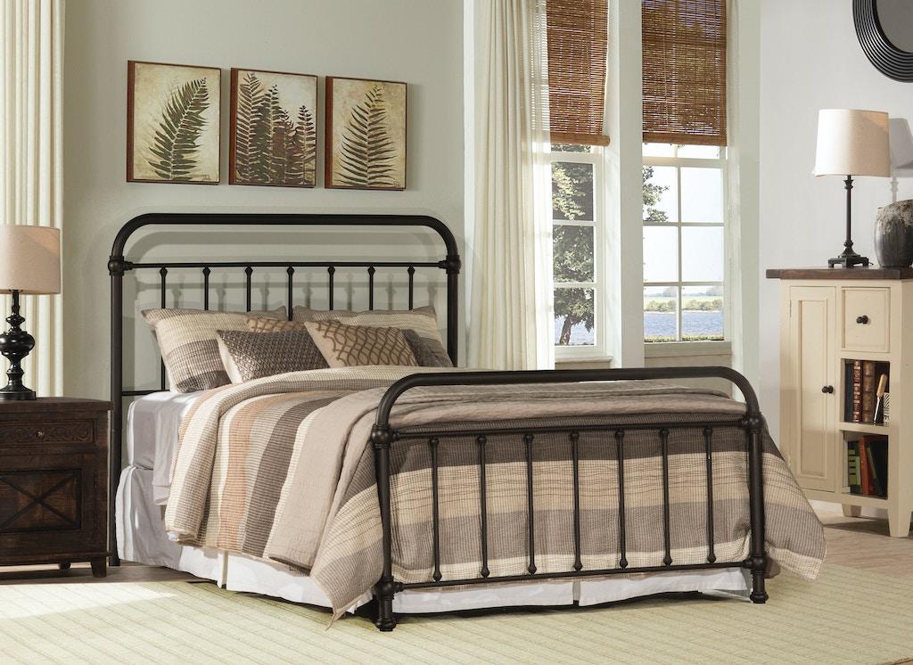 Hillsdale Furniture Bedroom Kirkland Bed Set - King 1863-660 ...