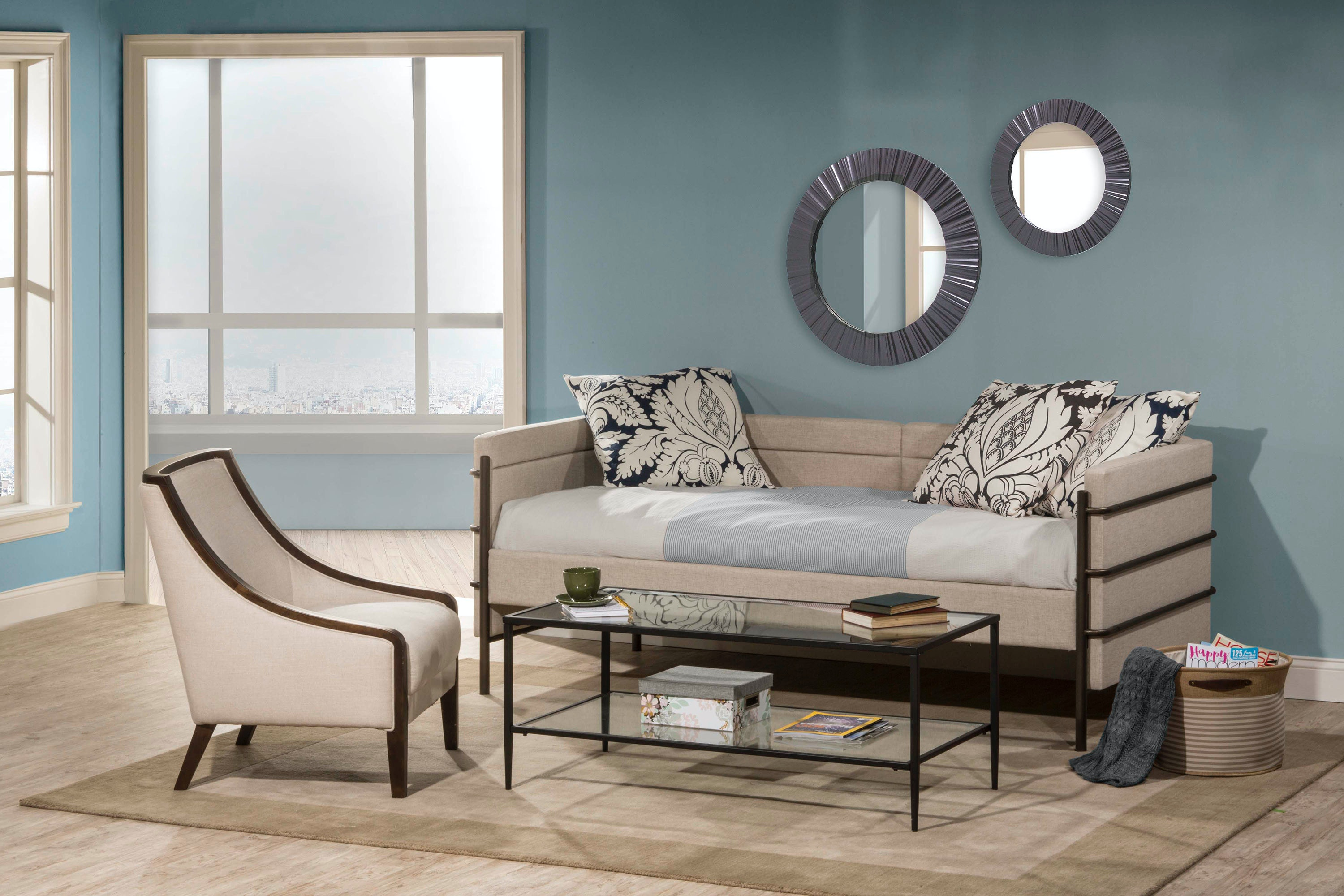 Hillsdale Furniture Comfy Daybed 1864DB