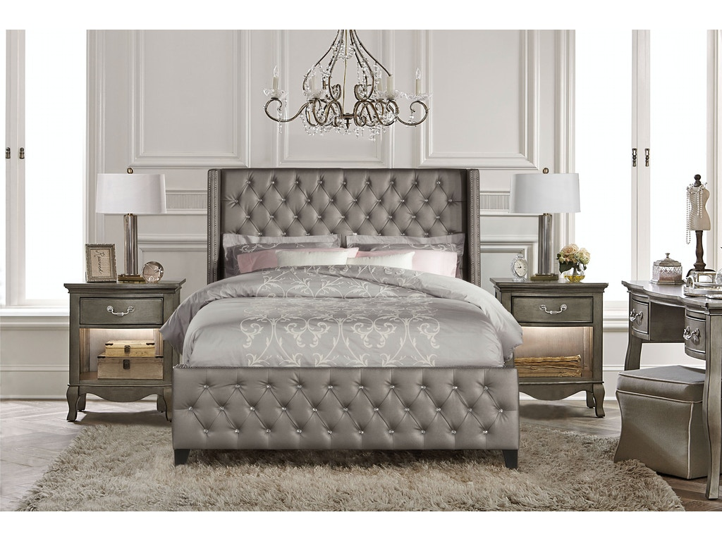 Hillsdale Furniture 1886BKR Memphis Bed Set  King   Rails Inlcuded. Hillsdale Furniture Bedroom Memphis Bed Set   Queen   Rails