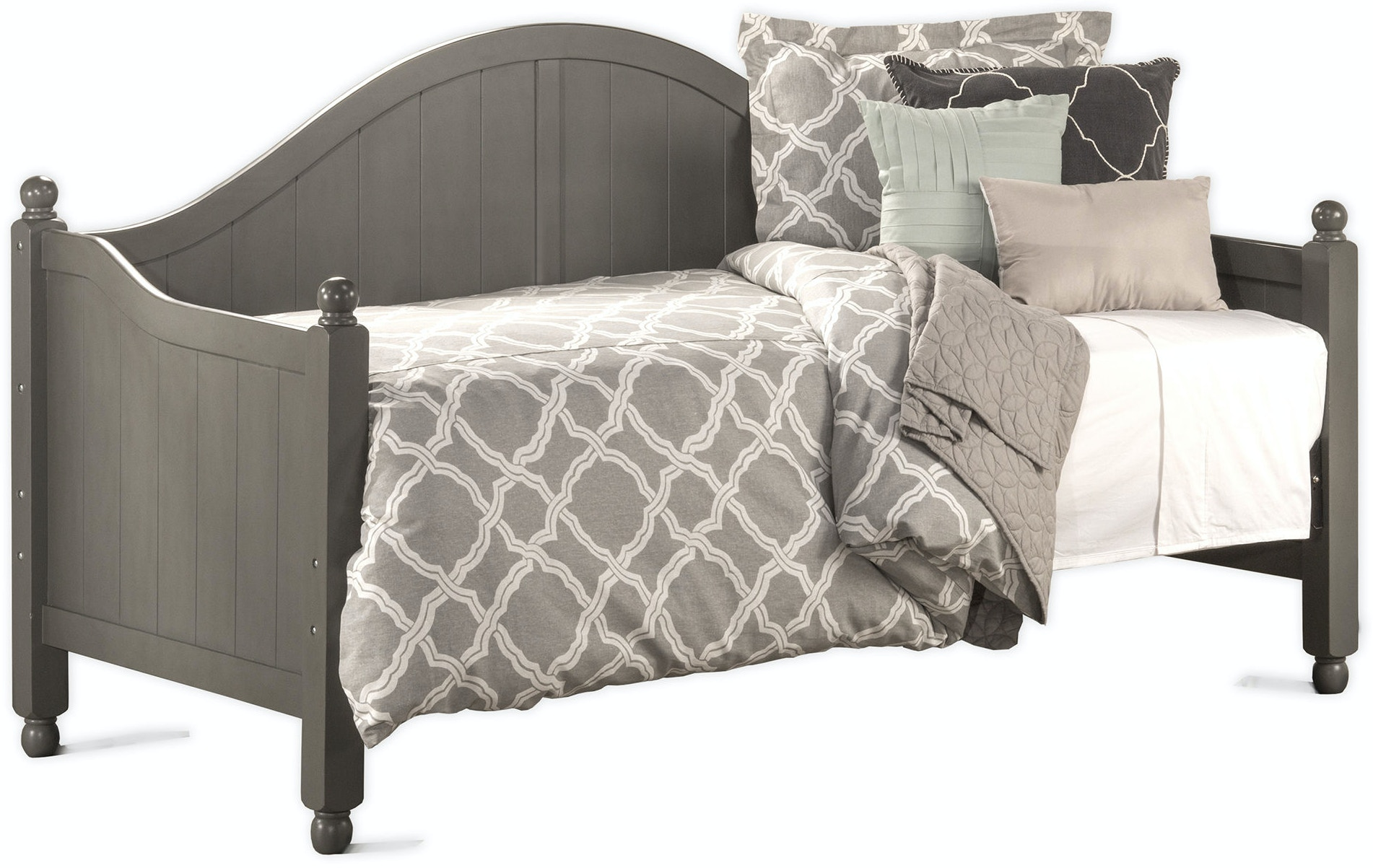 Hillsdale Furniture Bedroom Augusta Daybed Stone
