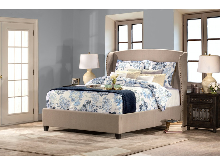0195439a9966 Hillsdale Furniture Bedroom Lisa Footboard - Queen 1930-580 at Capperella  Furniture