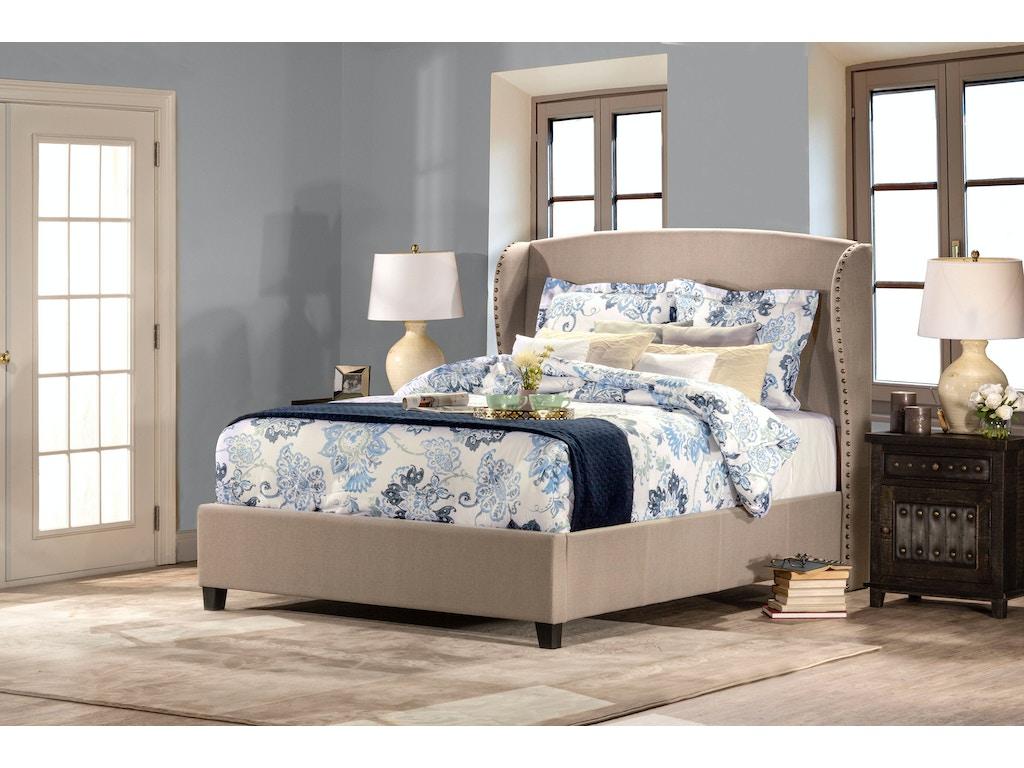 Hillsdale Furniture Bedroom Lisa Bed Set Queen Rails