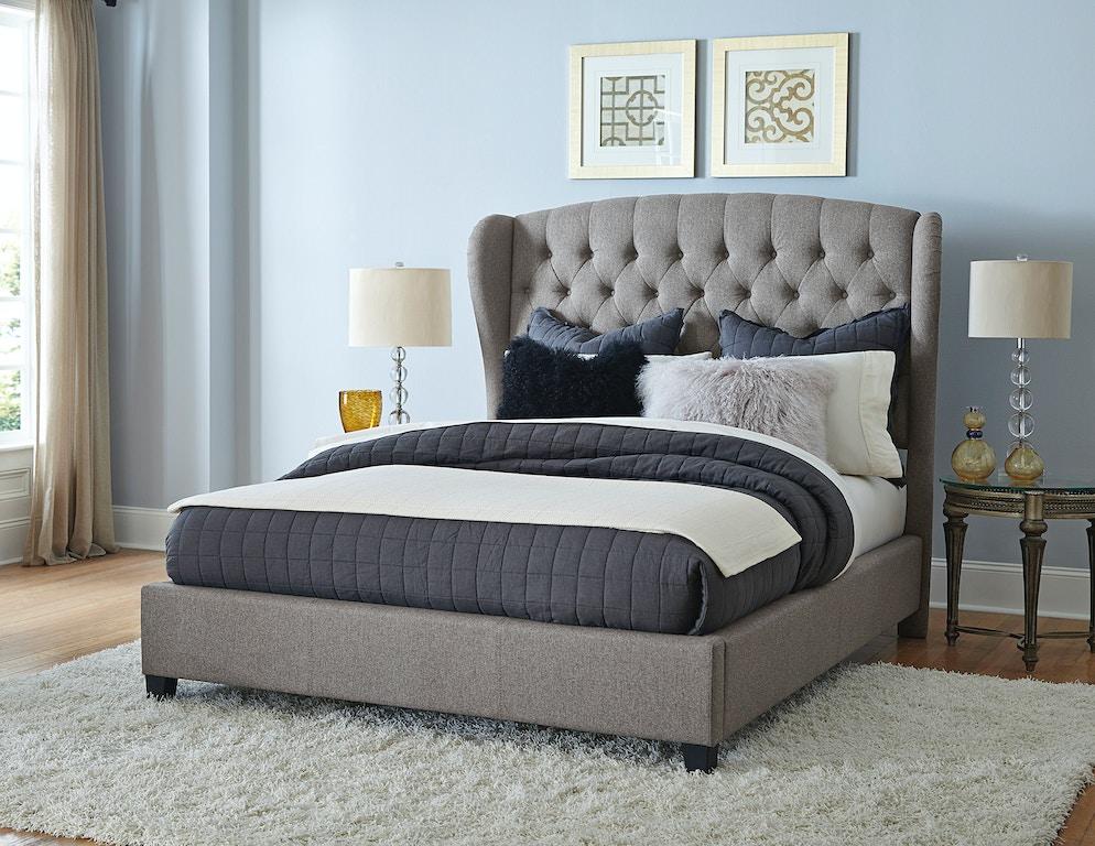 Hillsdale Furniture Bedroom Bromley Bed Set - King - Bed ...