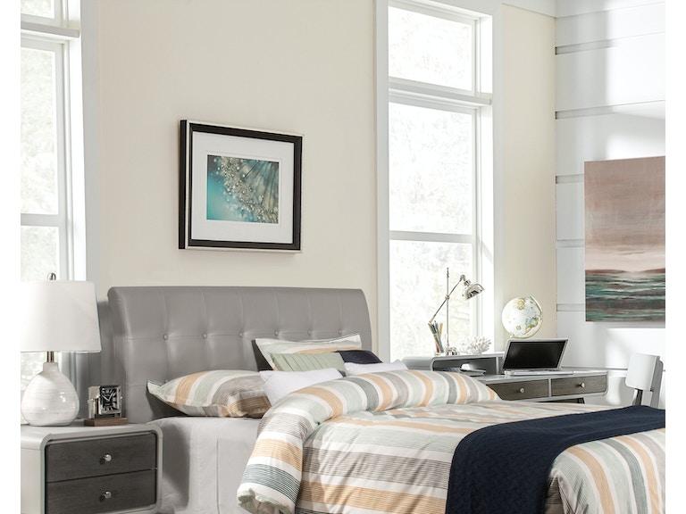 Hillsdale Furniture Bedroom Lusso Headboard - Queen - Headboard ...