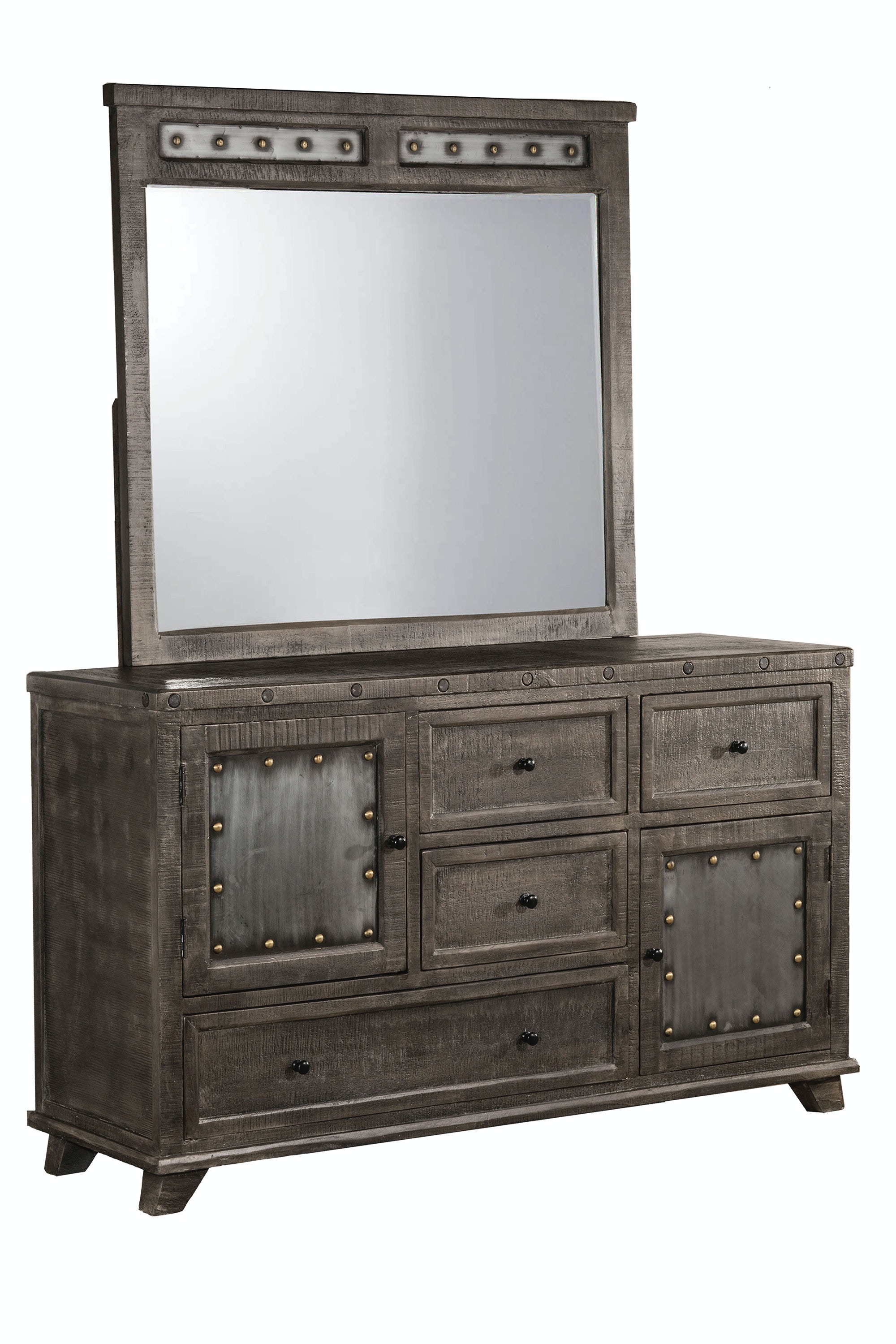 dresser with hutch mirror mirror cabinet hillsdale furniture bolt dresser and mirror light graywash 1964dm bedroom