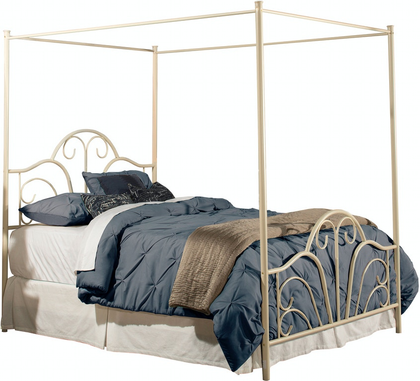 hillsdale furniture bedroom dover bed set queen with canopy and legs bed frame not. Black Bedroom Furniture Sets. Home Design Ideas