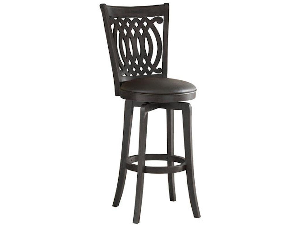 Amazing Van Draus Swivel Counter Stool Flare Leg Hil4975827 Lamtechconsult Wood Chair Design Ideas Lamtechconsultcom